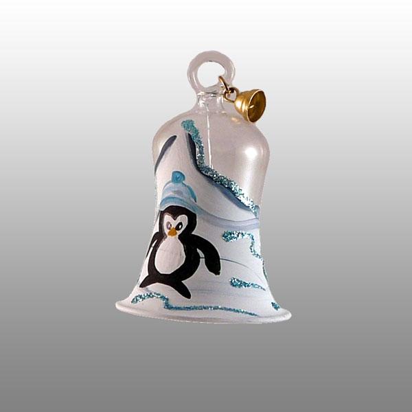 Miniaturglocke Pinguin