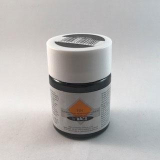 WACO Fin 50ml Farbe in verschiedenen Farben-Schwarz