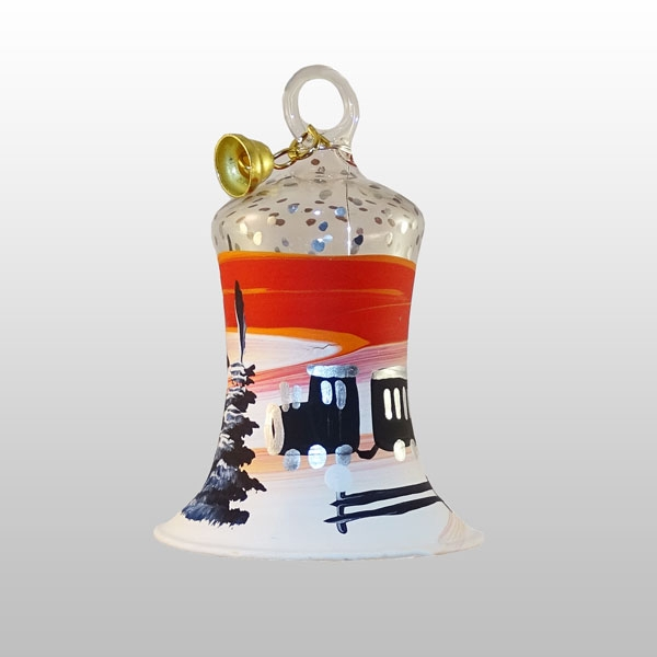 Miniaturglocke Eisenbahn