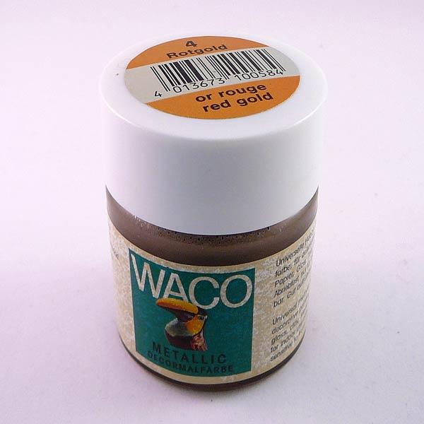 WACO Fin Farbe-Gold