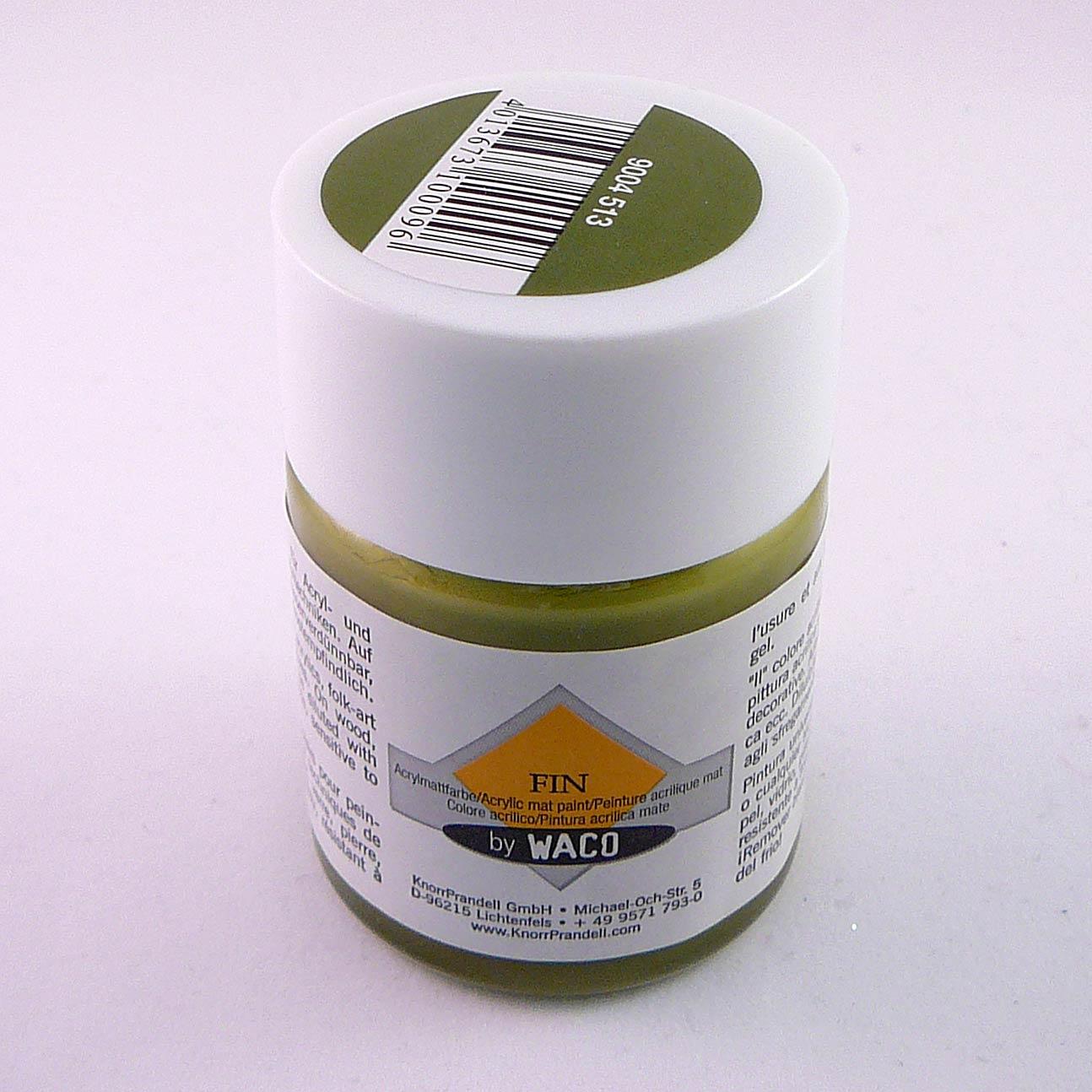 WACO Fin Farbe-Grün ( Reseda)